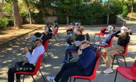 Civitanova, allo scoperta dello spazio con i visori: viaggi virtuali per i bimbi di tutti i quartieri