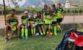 """Potenza Picena, """"Quando gioco sto da dio"""": hockey e pallavolo unite per la sicurezza stradale"""