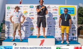 Marinelli brinda ad un  nuovo titolo: è campione europeo di categoria
