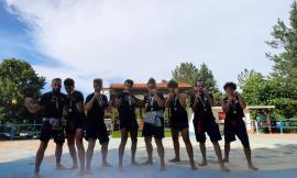 Tre giorni per mettere alla prova sè stessi: un successo il Muay Camp organizzato dall'I.M.B.A. di Montecassiano