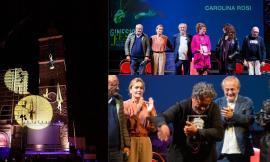 Ginesio Fest, un grande successo la seconda edizione del festival diretto da Milena Mancini e Vinicio Marchioni