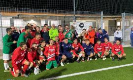 Trofeo Il Mastio, il Chiesanuova vince il triangolare estivo: Mongiello eletto miglior giocatore