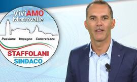 """""""ViviAmo Morrovalle"""", Andrea Staffolani presenta la squadra: c'è anche l'attuale sindaco Montemarani"""
