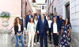 """Presentata la lista """"Castelraimondo il futuro"""" con Patrizio Leonelli candidato sindaco"""