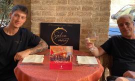 Giorgio Buongarzoni e Leonardo Virgili, dal loro salone di Urbisaglia al Festival di Venezia