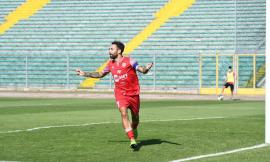 L'Ancona Matelica trova il primo sorriso in casa: steso per 2-1 l'Olbia, doppietta di Moretti