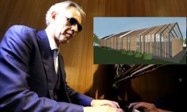 Una nuova scuola per San Ginesio: Andrea Bocelli lancia la raccolta fondi in diretta su Rai Uno