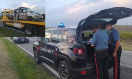 Incidente mortale a Urbisaglia. Auto esce di strada e finisce contro un albero: perde la vita 12enne