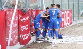 Serie C, l'Ancona Matelica batte 2-0 il Pontedera: Del Conero in festa