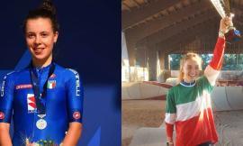 CIclismo, brillano le stelle di Rinaldoni e Ciabocco: il plauso della Federciclismo Marche