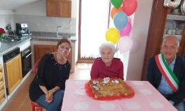 Civitanova festeggia il secolo di vita di Dorina Ciarapica