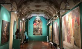 Ripartire dall'arte: successo a Camerino per la mostra delle opere recuperate dal sisma