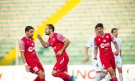 Serie C, l'Ancona Matelica si gode una notte da capolista: stesa per 3-2 l'Imolese