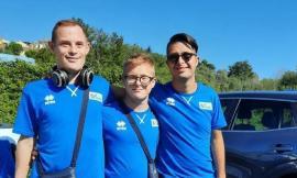 Euro Trigames: maglia azzurra per tre atleti marchigiani affetti dalla Sindrome di Down