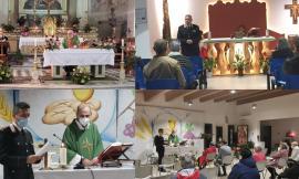 Truffe agli anziani, i carabinieri fanno informazione al termine della messa domenicale