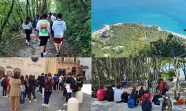 Macerata, dalla scoperta della città all'escursione sul Monte Conero: l'accoglienza alle classi prime