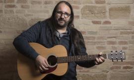 Recanati, Marco Sonaglia presenta il suo terzo album al Museo Civico di Villa Colloredo Mels