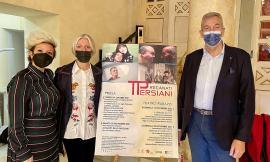 Recanati, teatro Persiani: su il sipario per la stagione 2021 con Chiara Francini e Stefano Massini