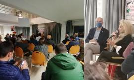 Civitanova, fari sulla questione palestinese: presentata nuova associazione, Silenzi promotore