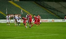 Ancona Matelica, due penalty per chiudere la pratica Montevarchi. Martedì il turno infrasettimanale