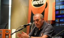 La Salernitana ha esonerato Castori: decisiva la sconfitta contro lo Spezia