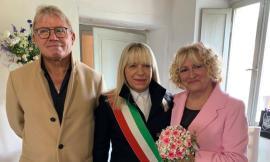 Nozze di rubino a San Severino: festa per i 40 anni di matrimonio di Serenella e Giovanni