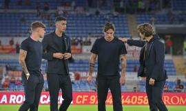 Moda, Tombolini vestirà i giocatori della Roma: rinnovato l'accordo con la società sportiva