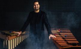 Il vibrafonista Marco Pacassoni pronto ad incantare il Politeama: appuntamento il 28 ottobre