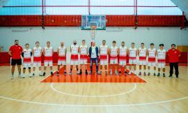 Basket Macerata, vittoria nel derby contro San Severino: due su due in campionato
