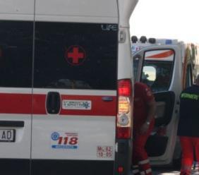 Camerino, scontro tra due auto lungo la Muccese: gravi i feriti