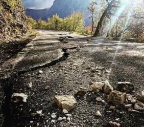 La Conferenza dei Servizi dà l'ok ai lavori di ripristino delle strade danneggiate dal terremoto