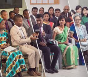 I Testimoni di Geova danno il via alla Commemorazione della morte di Gesù