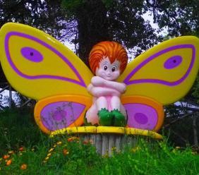 """Torna a vivere """"Il giardino delle farfalle"""" di Cessapalombo"""