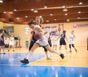 Basket femminile A2, Infa Feba a Forlì in vista dei playoff