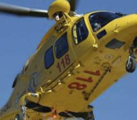 Incidente aereo al campo di volo di Montefano. Pilota trasferito a Torrette