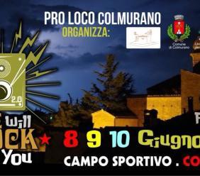 Colmurano inaugura la bella stagione con il rock: da venerdì a domenica We will Rock you