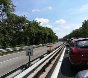 File interminabili e disagi: anche stamattina la superstrada 77 si è trasformata in una trappola per topi