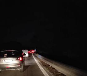 """Caos superstrada anche in serata, il sindaco di Belforte: """"Ci stiamo opponendo ad altre chiusure di svincoli insensate"""""""