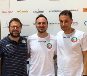 """Medea Macerata, il neo tecnico Bosco: """"Sono felicissimo di allenare questa squadra"""""""