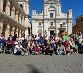 Una gita speciale a Loreto per gli ospiti della casa di riposo Pars
