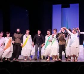 """XXIX edizione di Teatro Antico di Urbisaglia: """"La guerra delle donne"""" fa registrare un successo inatteso"""