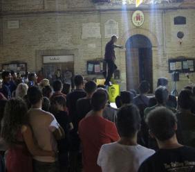 Colmurano, torna dal 19 al 22 luglio Artistrada: il festival internazionale degli artisti di strada