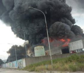 """Incendio Orim, il senatore Coltorti (M5S): """"Esigiamo analisi accurate per verificare la tipologia di inquinamento"""""""