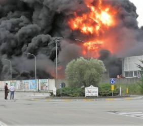 """Incendio nell'azienda ORIM di Macerata, Maccioni: """"azioni a tutela della sicurezza dei consumatori"""""""