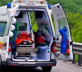 Incidente lungo la Valnerina: grave un motociclista