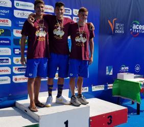 Assoluti Regionali di Nuoto: Tolentino chiude con altre medaglie