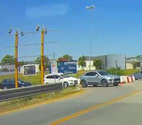 Montecosaro, record di infrazioni in uscita da via Maggiola dopo la creazione della rotonda