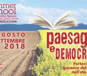 A Caldarola e Urbino fa tappa la Summer School dell'Istituto Cervi
