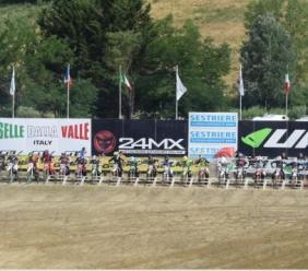 Motocross: a Esanatoglia un fine settimana di grandi gare