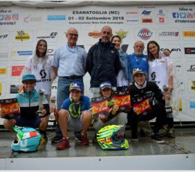 """Esanatoglia, riparte il campionato italiano MX Junior 2018 al """"Gina Libani Repetti"""""""
